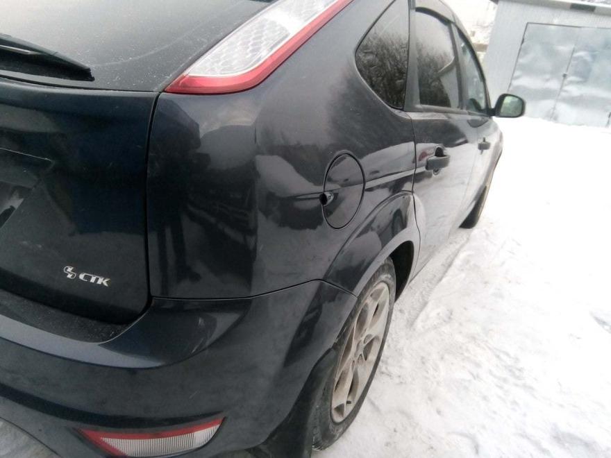 фото форд после кузовного ремонта
