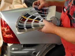 фото подбор краски для авто